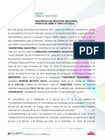 ACTO ADMINISTRATIVO DE RESCINSION UNILATERAL ROSANA MATECKI.odt