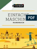 Tinybop EL4 Simple Machines Handbook De
