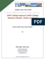 FHWA Bridge Inspector's Manual Culverts