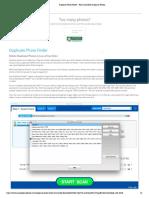 Duplicate Photo Finder - Find and Delete Duplicate Photos.pdf