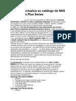 Synology actualiza su catálogo de NAS con nuevos Plus Series.pdf