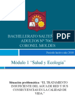 Proyectos Moldes 2018