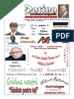 Datina - 30-21.06.2020 - Ediție Națională - prima pagină