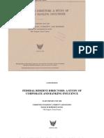 Federal Reserve Directors