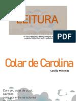 Colar de Carolina - Cecília Meireles.pdf