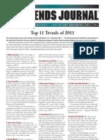 Top Trends 2011