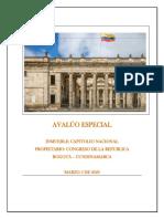 Avaluo  CAPITOLIO - SOL
