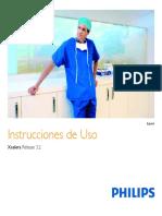 Instructions for Use Xcelera R32 Español