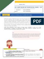 MÓDULO DE COMUNICACIÓN - TRÍPTICO - SEMANA 5 - DÍA 1