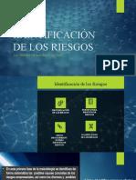 IDENTIFICACIÓN DE LOS RIESGOS final