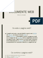 Documente web
