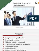 1.2 EL DESEMPEÑO GERENCIAL Y LA PRODUCTIVIDAD 26.ppt