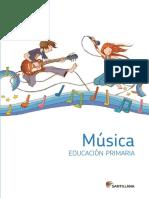 Música EDUCACIÓN PRIMARIA