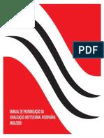 Manual - Sinalização Institucional - ARTESP