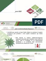 Presentación Constitución EIF