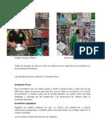 ESTUDIO DE CASO CLASIFICACIÓN DE INVENTARIOS