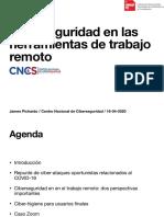 Ciberseguridad- Camara TIC