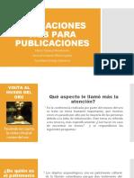 Aplicaciones Web Para Publicaciones