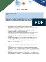 Unidad 1 - Etapa 2 - Algoritmos Simples y Condicionales TALLER ESTUDIANTE (6).docx