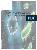 8.CONCEPTOS BASICOS DE LA ECOLOGIA MICROBIANA
