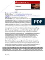 HD 101-005 Syllabus