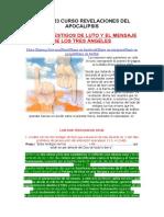 Lección 23 Los dos Testigos de luto y el mensaje de los tres ángeles.docx