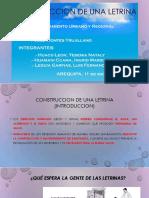 letrinas diapositivas