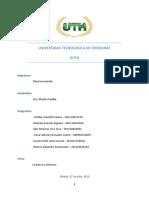 Informe Macroeconomia - Banca y Dinero