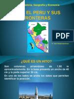 Peru y Sus Fronteras