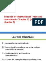 11- Theories of International Trade