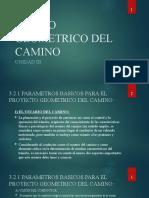 CLASE 2, INGENIERIA DE CARRETERAS.