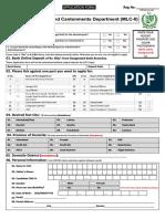 MLC-II Form V3.1