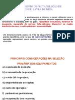 1. DIMENSIONAMENTO DE FROTA