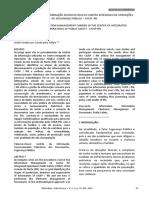 ANÁLISE DA GESTÃO DA INFORMAÇÃO DESENVOLVIDA NO CENTRO INTEGRADO DE OPERAÇÕES D