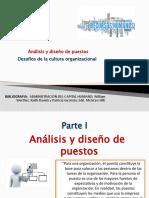 Unidad 6_ Analisis de puestos y desafios de la cultura organizacional.pptx
