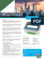 MERLIN6 TR Monitor Info Sheet UK