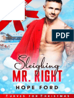 Sleighing Mr. Right - Hope Ford - Curves For Christmas #1