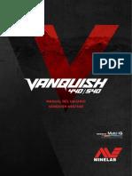 VANQUISH 440 540 ES_Inst. Manual