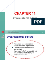 Ch14_Organisational culture