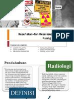 PPT K3 radiologi