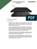 CSP-3306I Encoder Modulador 24 Puertos (1)