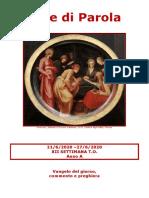 Sete di Parola - XII Settimana T.O._A.doc