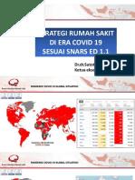strategi rs menghadapi covid 19 sesuai snars ed 1.1 MUHAMMADIYAH