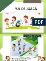 grupul de Joaca