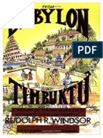 From Babylon to Timbuktu PT