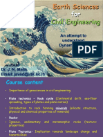 Lec-01 - Introduction to Geosciences in Civil Engineering (Part-1)