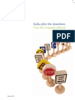 Indian Economic Outlook