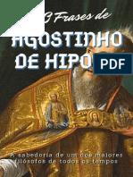 100 Frases de Santo Agostinho - Livro