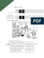 Actividades de matemática