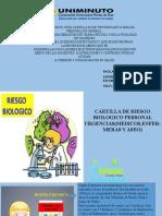RIESGO BIOLOGICO --HOSPITAL SAN SEBASTIAN DE URABA NECOCLI